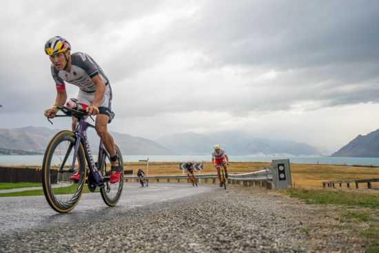 Braden Currie at Challenge Wanaka