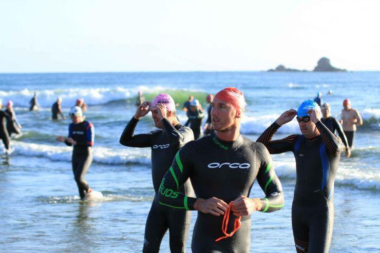 Ocean Swim Series - Tauranga - Totally Tri: New Zealand